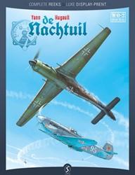 De Nachtuil -Compleet pakket + display Hugualt, Romain