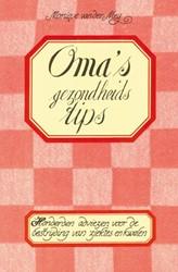 Oma's gezondheidstips (set van 3)