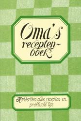 Oma's receptenboek (set van 3)