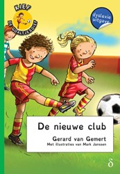 De nieuwe club -dyslexie uitgave Gemert, Gerard van