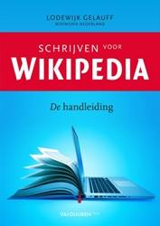Schrijven voor Wikipedia -De handleiding Gelauff, Lodewijk