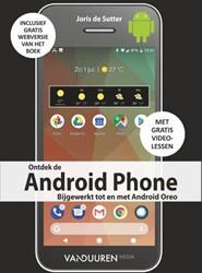 Ontdek de Android Phone Sutter, Joris de