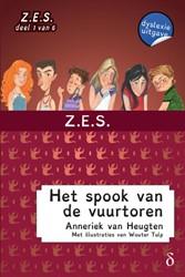 De Z.E.S. Het spook van de vuurtoren - d Heugten, Anneriek van