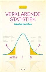Verklarende statistiek -schatten en toetsen Goos, Peter