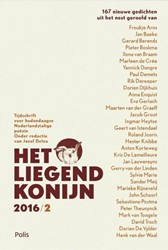 Het Liegend Konijn -tijdschrift voor hedendaagse N ederlandstalige poezie Jozef, Deleu
