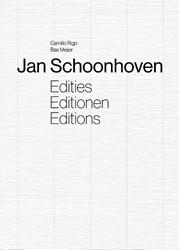 Jan Schoonhoven -edities - the editions Rigo, Camillo