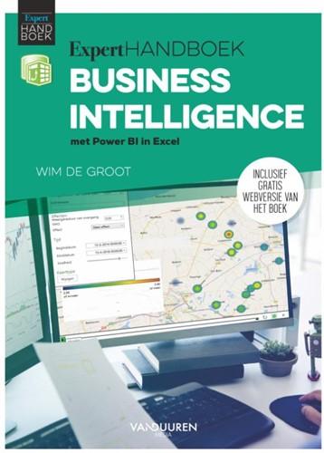 ExpertHandboek Business Intelligence -met PowerBI in Excel Groot, Wim de