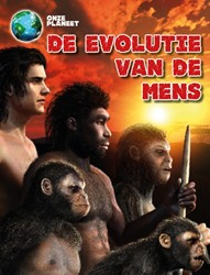 Evolutie van de mens Bright, Michael