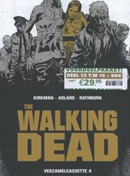 The Walking Dead SC cassette 4 -Inclusief softcover 13 tm 16 Adlard, Charlie