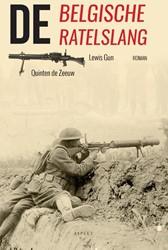 De Belgische Ratelslang -roman Zeeuw, Quinten de