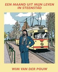 Een maand uit mijn leven in Steenstad van der Pouw, Wim