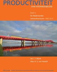 IPSE studies De Nederlandse netwerksecto -Productiviteit van Overheidsbe leid, deel 4 Blank, Jos