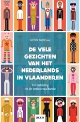 De vele gezichten van het Nederlands in -een inleiding tot de variatiet aalkunde Sutter, Gert De