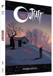 Outcast verzamelbox 1 + softcover 1 tm 4 -Verzamelcasette 1 Kirkman, Robert