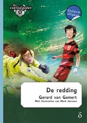 De redding - dyslexie uitgave -dyslexie uitgave Gemert, Gerard van