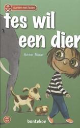 Tes wil een dier Maar, Anne