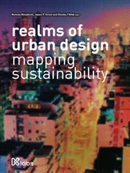 realms of urban design -mapping sustainability