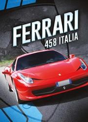 Gek op auto's! Ferrari 458 Ital Cruz, Calvin