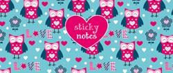 Sticky notes box Uilen