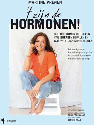 'T zijn de hormonen ! -#stress#puberen#mo raine#tetjes#ouderscha Prenen, Martine