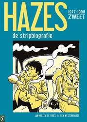 Andre Hazes, De stripbiografie 1+2 VOORD Westervoorde, Ben