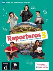 Reporteros 3 DVD-rom