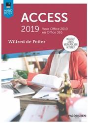 Handboek Access 2019 Feiter, Wilfred de