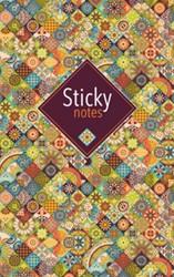 sticky notes mandala
