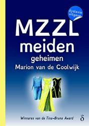 MZZLmeiden MZZLmeiden geheimen - Dyslexi -dyslexie uitgave Coolwijk, Marion van de