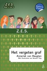 De Z.E.S. Het vergeten graf - Dyslexie u -dyslexie uitgave Heugten, Anneriek van