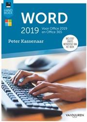 Handboek Word 2019 Kassenaar, Peter