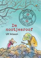 Inspecteur Gordon - De nootjesroof -(de eerste zaak ) Nilsson, Ulf