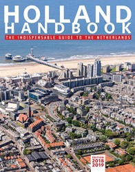 Holland Handbook -The Indispensable Guide to the Netherlands Dijkstra, Stephanie