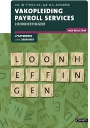 VPS Loonheffingen 2018/2019 Opgavenboek Veld, D.R. in 't