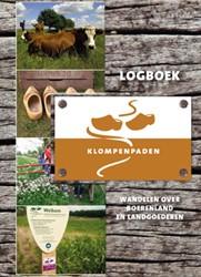 Logboek Klompenpaden -wandelen over boerenland en la ndgoederen
