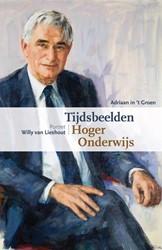 Tijdsbeelden Hoger Onderwijs -Portret Willy van Lieshout Groen, Adriaan in 't
