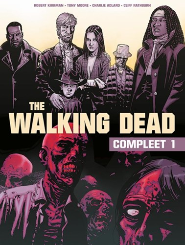 The Walking Dead -Compleet 1 Kirkman, Robert