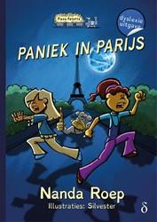 Paniek in Parijs - dyslexie uitgave -dyslexie uitgave Roep, Nanda