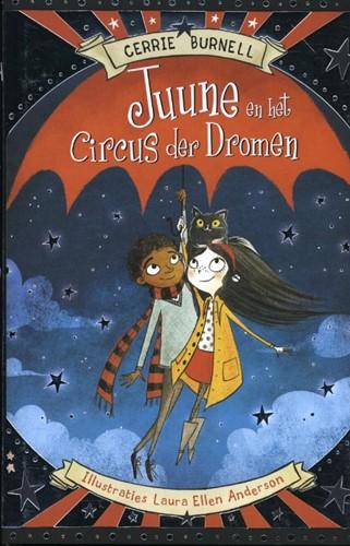 Juune en het Circus der Dromen Burnell, Cerrie