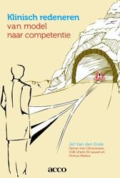 Klinisch redeneren -van model naar competentie Ende, Jef van den