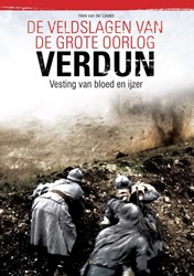 Verdun -vesting van bloed en ijzer Linden, Henk van der