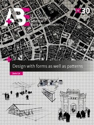 Design with forms as well as patterns Cai, Jiaxiu