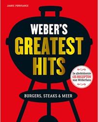 Weber's greatest hits -burgers, steaks & meer Purviance, Jamie