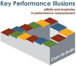Key Performance Illusions -pitfalls and loopholes in perf ormance measurement Bruijn, Coen de