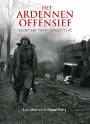 Het Ardennen offensief -december 1944 - januari 1945 Forty, Simon