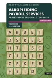Vakopleiding Payroll services Veld, D.R. in 't