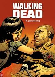 Walking Dead 25: geen weg terug Kirkman, Robert