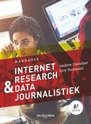 Handboek Internetresearch & datajour -Voor journalisten, mediaprofes sionals en andere nieuwsgierig Dasselaar, Andrew