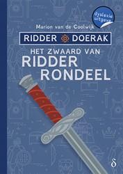 Het zwaard van ridder Rondeel -dyslexie uitgave Coolwijk, Marion van de