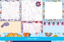 Sticky notes 6-pack